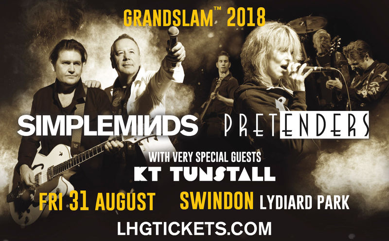 Win 2 Golden Circle Tickets to GRANDSLAM 2018
