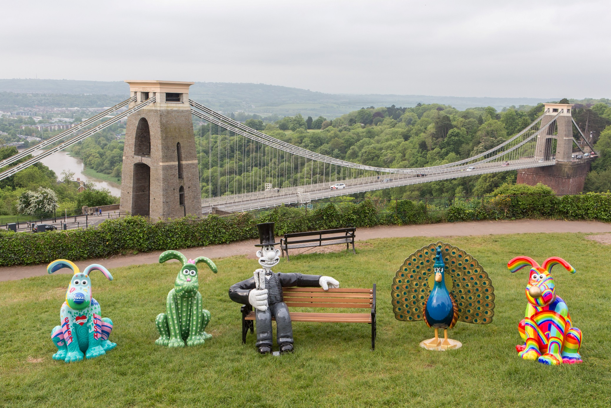 Total Guide to Bristol's Gromit Unleashed 2 Trail