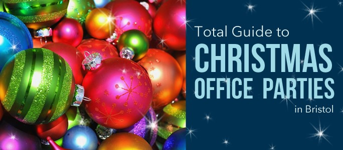 Christmas Office Parties in Bristol | Christmas Party | Xmas Parties Bristol