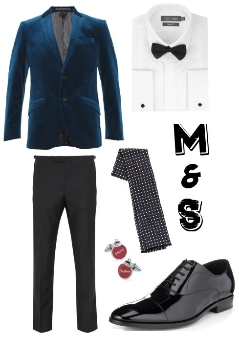 Men's Christmas Party Fashion 2013