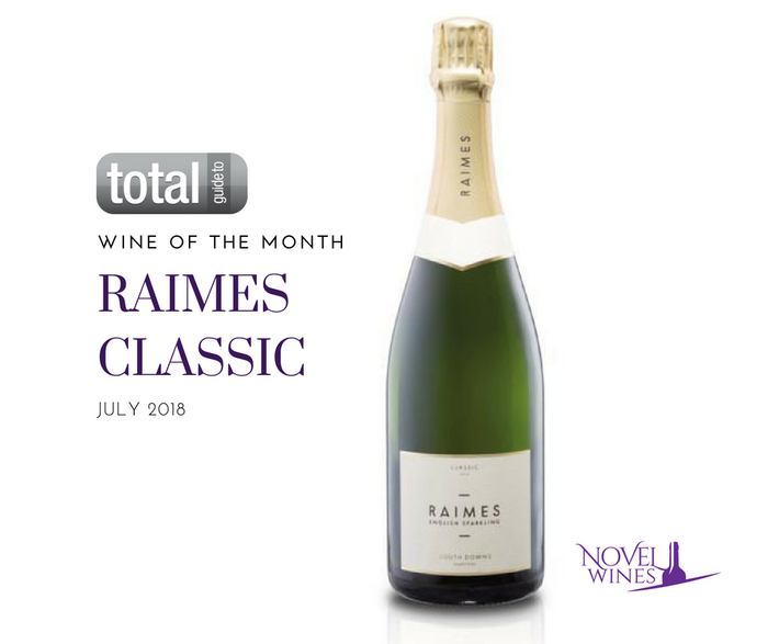 Wine of the Month: Raimes Classic Sparkling