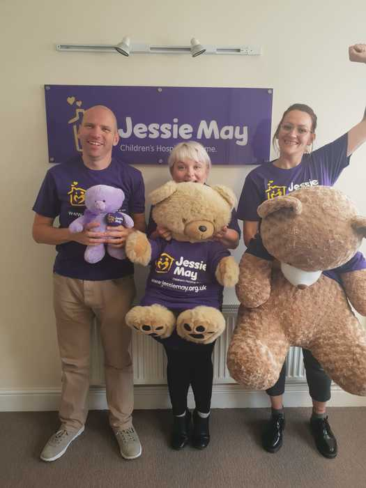 Clifton Down Shopping Centre announces Jessie May as their nominated charity