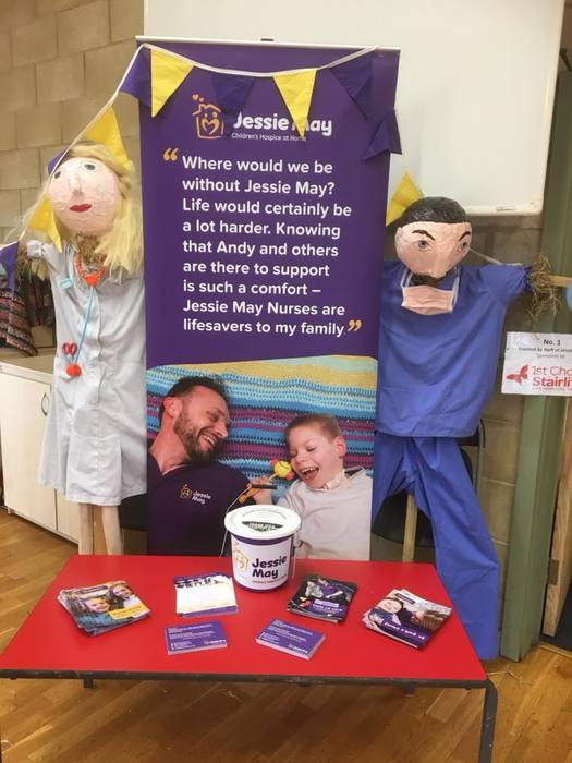 Scarecrow festival raises £2,800 for Bristol children's charity Jessie May