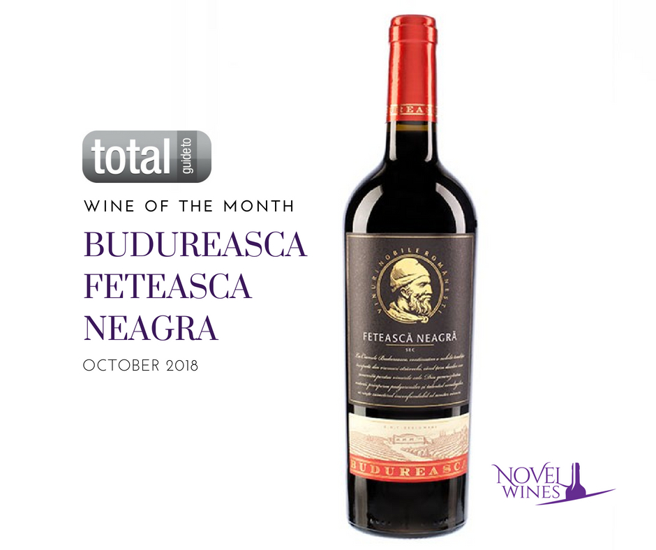 Novel Wines Wine of the Month - Save 20%