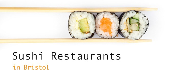 Sushi Restaurants in Bristol | Sushi Bars | Japanese Restaurants Bristol
