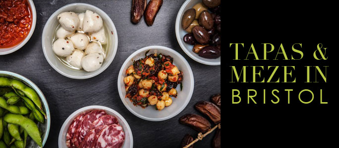 Tapas Restaurants in Bristol | Tapas Bars | Meze Restaurants