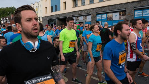Snapped: Great Bristol Half Marathon 2017