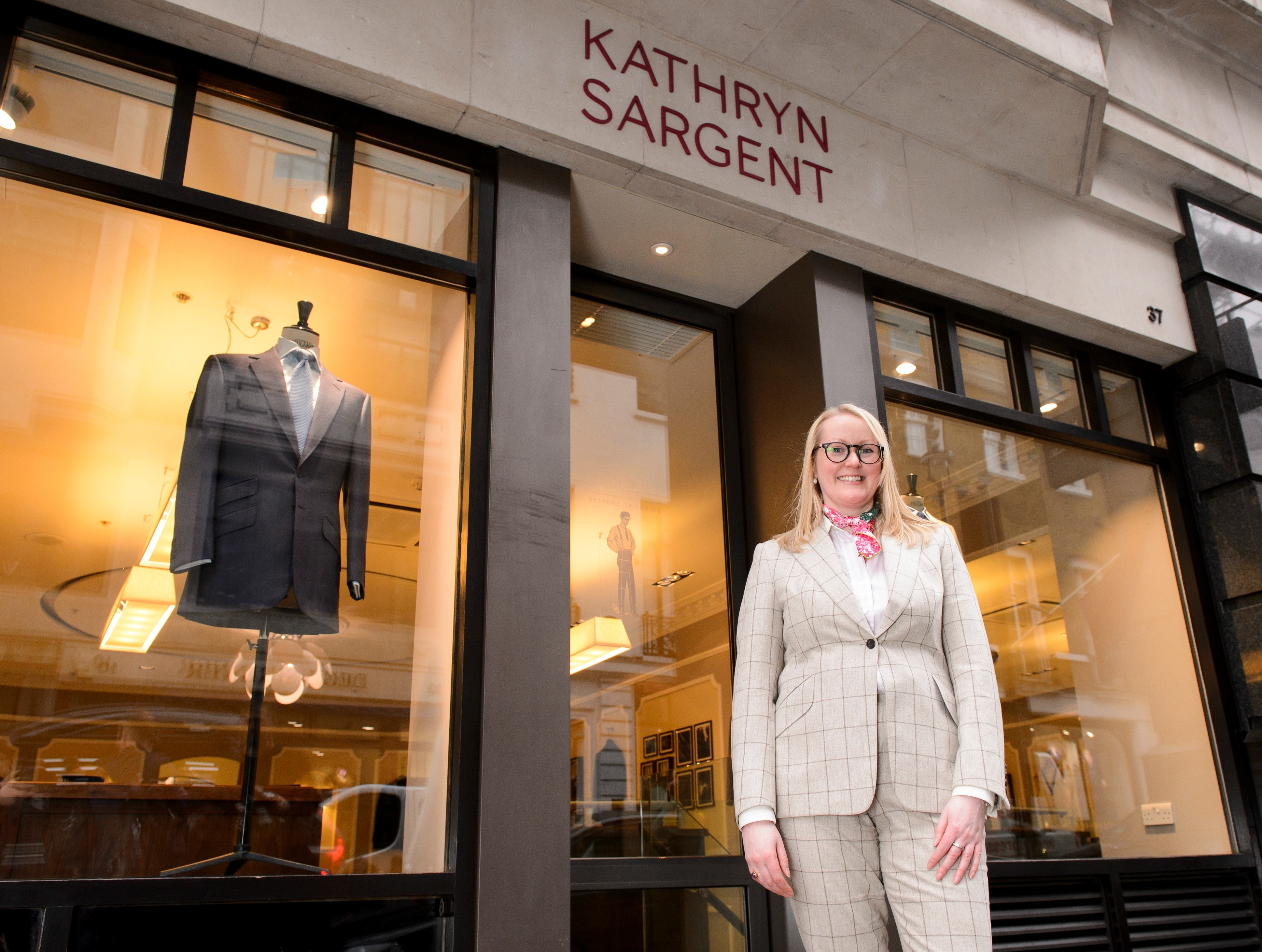 Thrings Advise Britain's First Female Head Cutter on Return to Savile Row