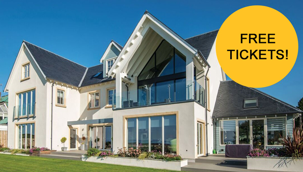 FREE Tickets for The National Self Build & Renovation Show!