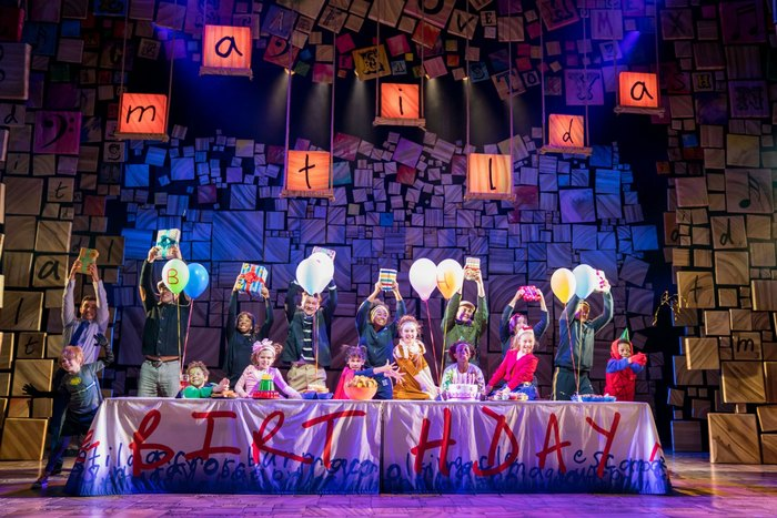 Matilda The Musical at Bristol Hippodrome Review