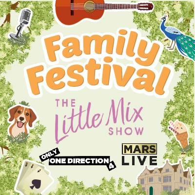 TRIBUTE BAND FAMILY FESTIVAL AT OLD DOWN COUNTRY PARK