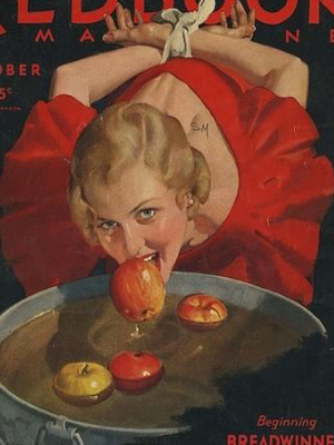 Bobbing for Apples - The Halloween Show