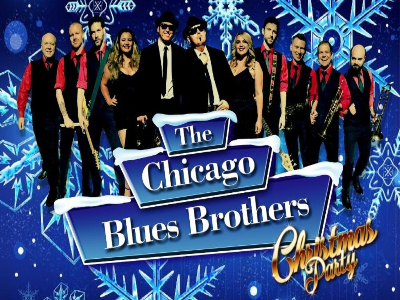 The Chicago Blues Brothers - Christmas Party