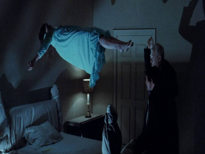 THE EXORCIST: HORROR IN THE CAVES