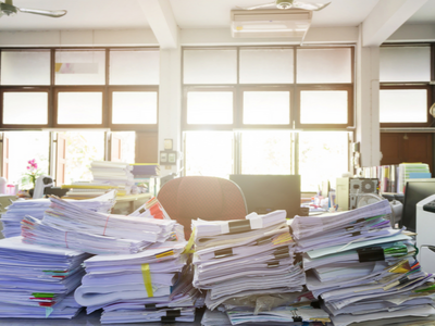 Five signs you need a bigger office