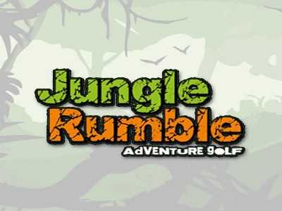 Jungle Rumble Adventure Golf
