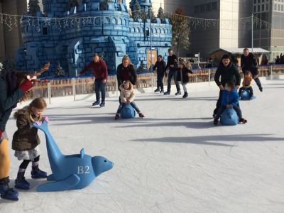 GET SET FOR THE MALL'S ALL-NEW WINTER WONDERLAND