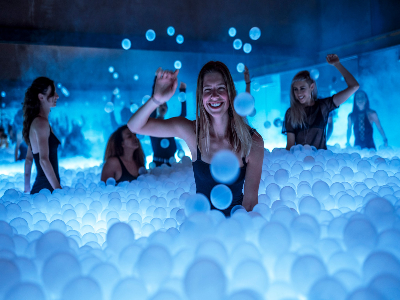 Pop Up Ball-Pool Bar Comes to Bristol!