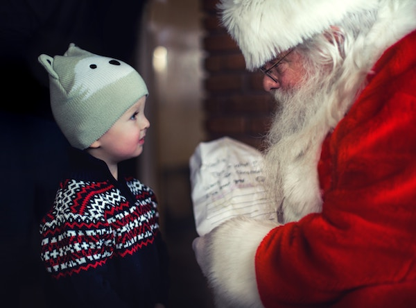 Where to meet Santa in Bristol this Christmas?