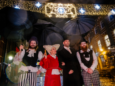 Bristol city centre Christmas lights are better than ever - despite the humbug
