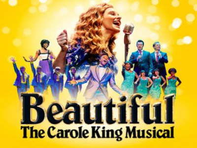 Win 2 tickets to Beautiful - The Carole King at Bristol Hippodrome