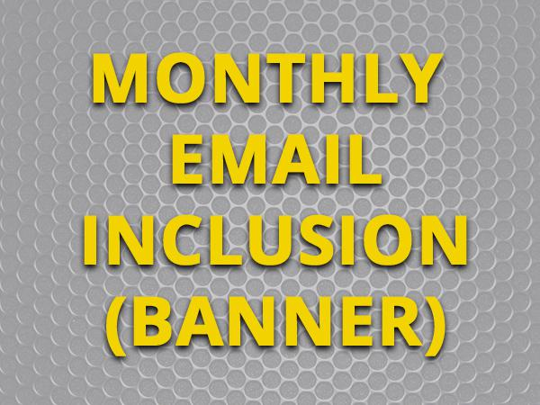INCLUSION IN TOTAL GUIDE TO MONTHLY NEWSLETTER - BANNER
