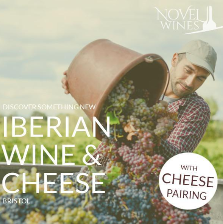 Iberian Wine & Cheese Tasting