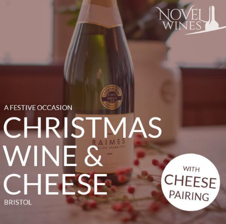 Bristol Christmas Wine & Cheese