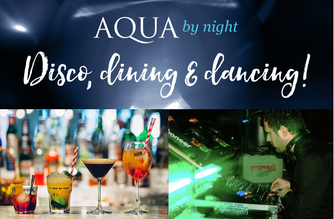 Disco, Dining & Dancing!