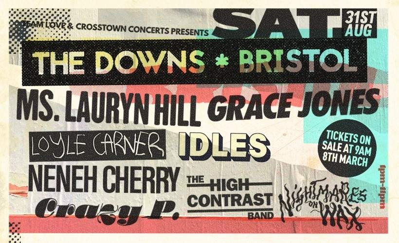 The Downs Festival Bristol 2019