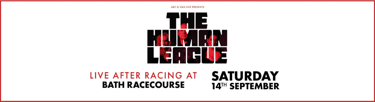 The Human League Live After Racing