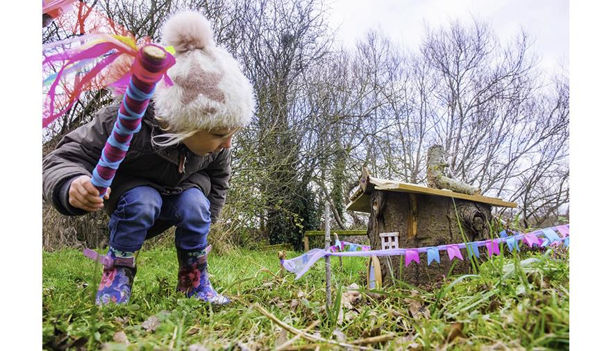 Enchanted Easter at Avon Valley Adventure & Wildlife Park