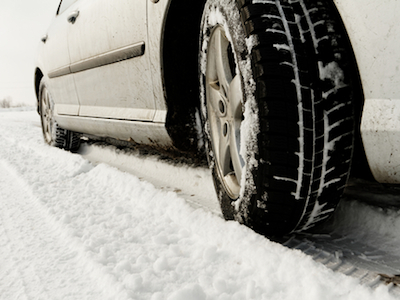Tips & Advice for Driving in the Snow
