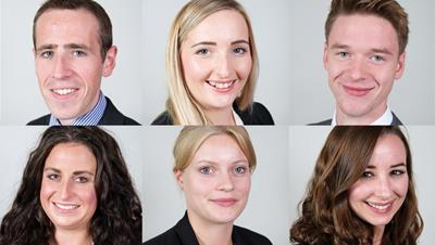 Thrings Eyes the Future with Appointment of Six Newly-Qualified Solicitors