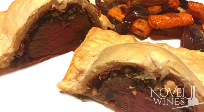 Recipe: Venison Wellington