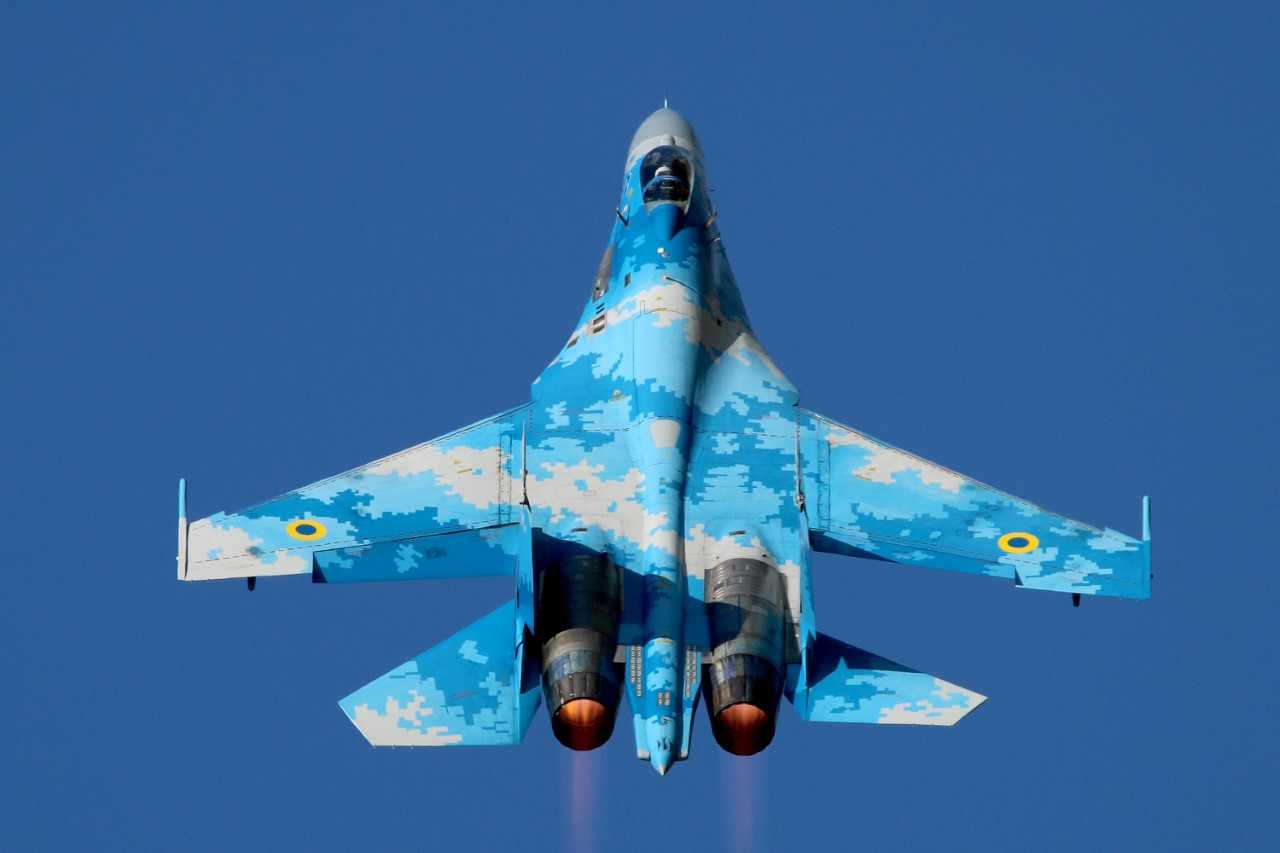 UKRAINIAN FAST JET TO STAR AT AIR TATTOO