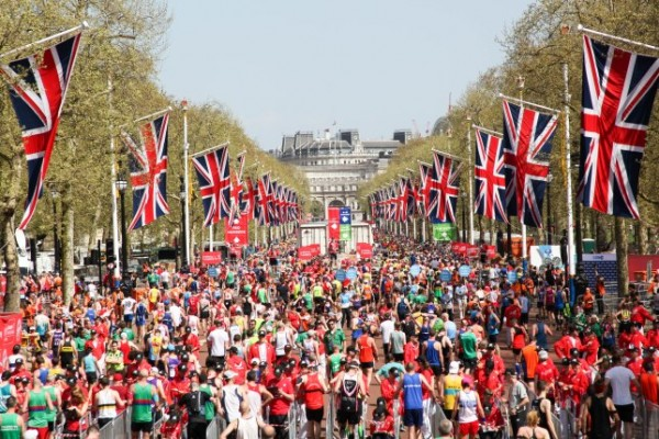 In Response to government guidelines this event is POSTPONED until further notice - Virgin Money London Marathon 2020