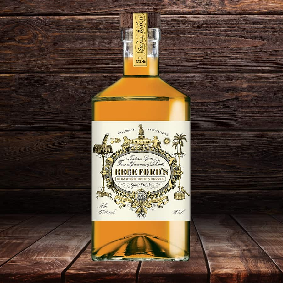 Win a FREE Bottle of Beckford's Pineapple Spiced Rum