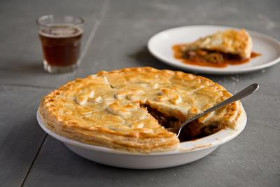 Recipe: Celeriac and Mushroom Pie