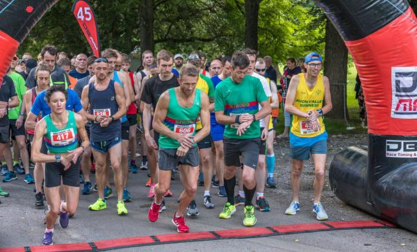 Snapped: Westonbirt House Summer 10k