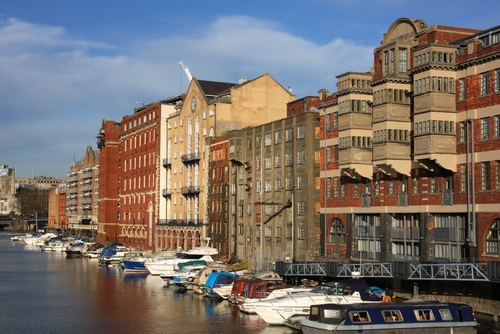 Bristol is the fourth best city in the UK to live and work!