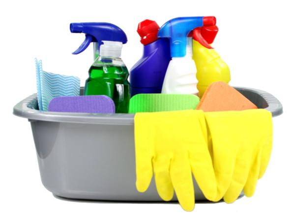 Cleaning Tips from the Pros – Seven Must Haves