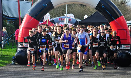 THE 'CHILLY' DUATHLON