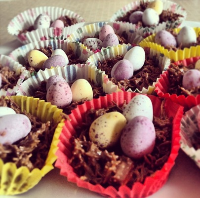 Recipe: Easter Nests