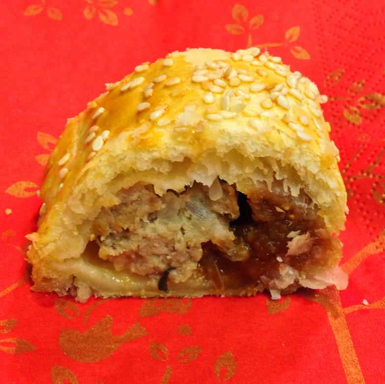 Recipe: Sausage & Fig Rolls